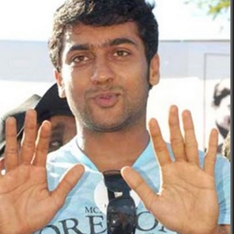 Suriya practices juggling for 7am Arivu video