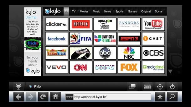 Kylo-homepage