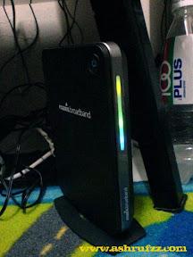 Maxis Wireless Broadband Advanced Power Package Modem