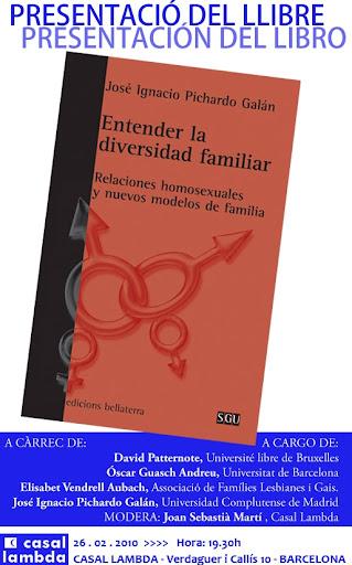 presentación ENTENDER LA DIVERSIDAD FAMILIAR