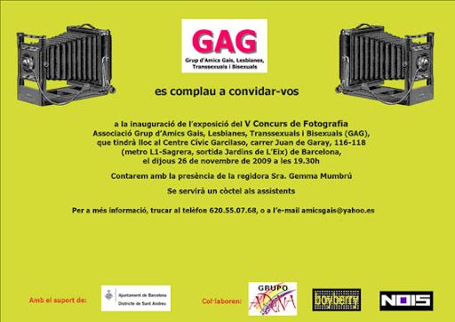 GAG concurso fotografía