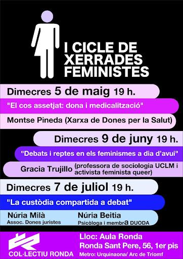 debats i reptes en els feminismes a dia d'avui