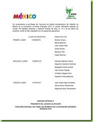 ProMéxico Ganadores 23 marzo