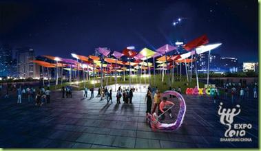 Pabellón de México, Expo 2010 Shanghái