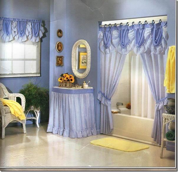 cortinas de baño divertidas (11)