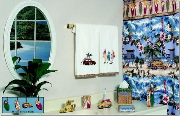 Cortina Baño Winnie Pooh:tienes una colección de cortinas de baño divertidas ¿te atreverías