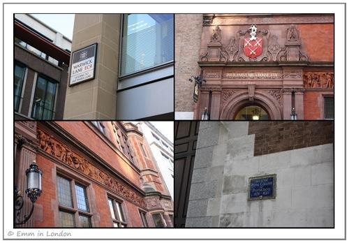 Cutler's Company-Cutler's Hall- Warwick Lane