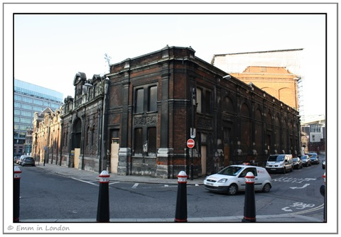 The Red House - Smithfield Market London