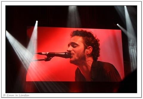 Editors at Royal Albert Hall 3