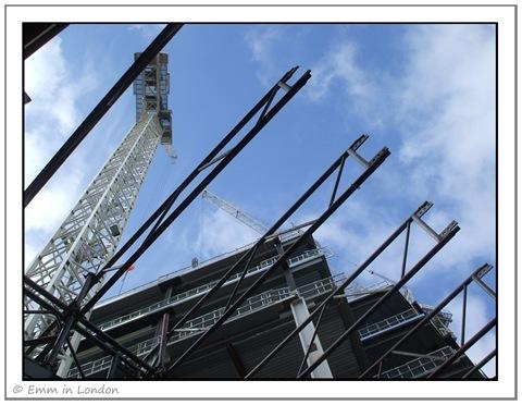 The Shard London Bridge April 2010