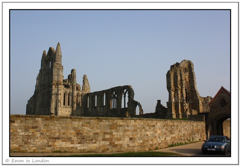 The Ruins of Whitby Abbey (5)