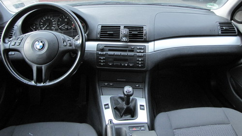 E46 TITAN II interior trim