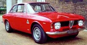 Alfa Romeo Giulia Sprint GTA 1600 1965