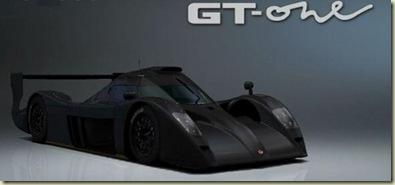 GT One Black