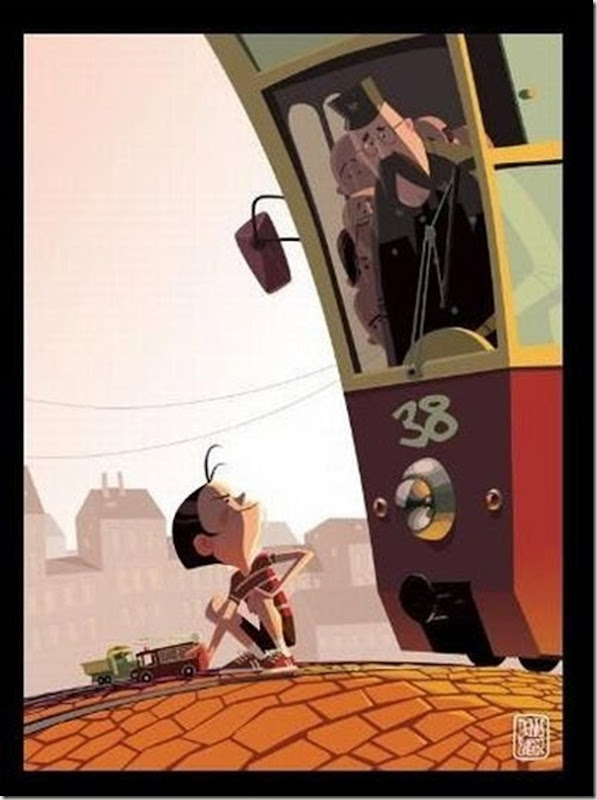 Ilustrações por Denis Zilber (7)