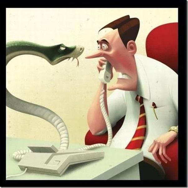 Ilustrações por Denis Zilber (3)