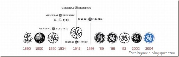 Mudanças de Logotipos ao longo do tempo (23)
