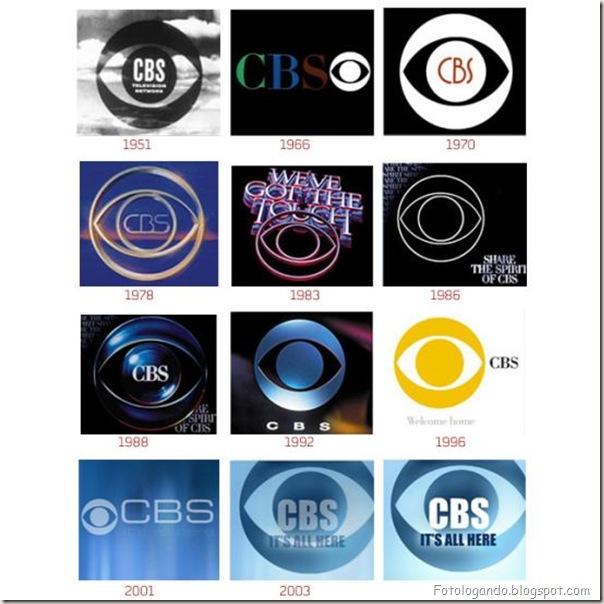 Mudanças de Logotipos ao longo do tempo (7)
