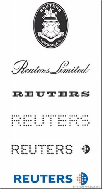 Mudanças de Logotipos ao longo do tempo (4)