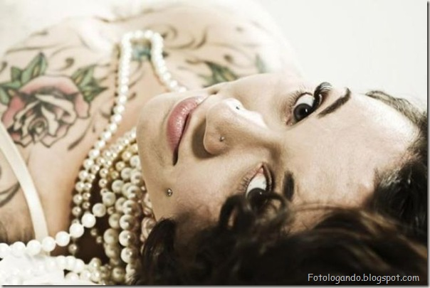 Compilação de meninas com tatuagens (28)
