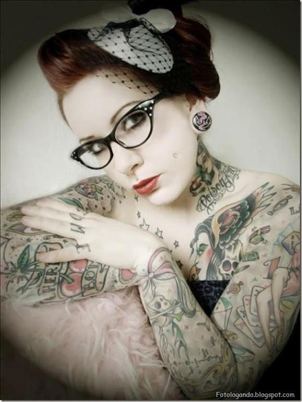 Compilação de meninas com tatuagens (22)
