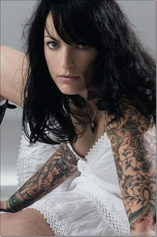Compilação de meninas com tatuagens (11)