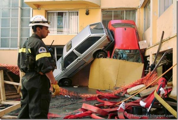 Fotos do Devastador terremoto no Chile (17)