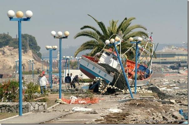 Fotos do Devastador terremoto no Chile (15)