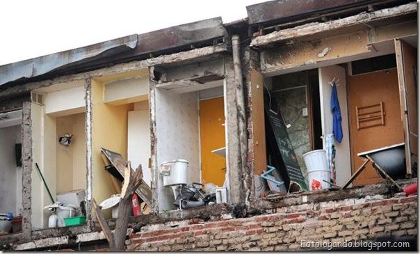 Fotos do Devastador terremoto no Chile (1)