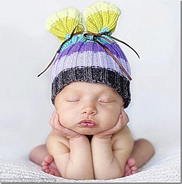Recém-nascidos dormindo (9)