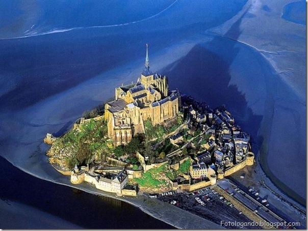Mont Saint Michel, a cidade no meio do mar (7)
