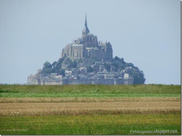 Mont Saint Michel, a cidade no meio do mar (8)