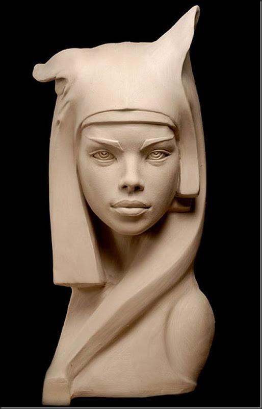 Esculturas Faciais de Philippe Faraut (14)