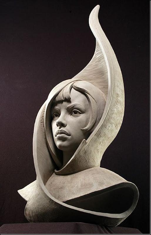Esculturas Faciais de Philippe Faraut (13)