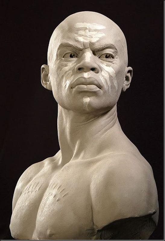 Esculturas Faciais de Philippe Faraut (5)