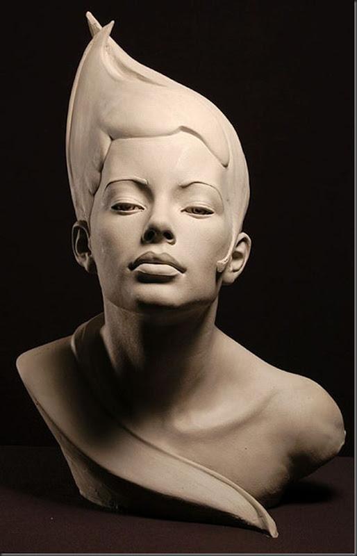 Esculturas Faciais de Philippe Faraut (4)