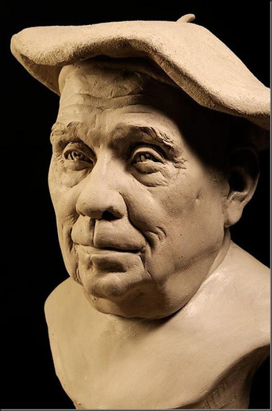 Esculturas Faciais de Philippe Faraut (10)