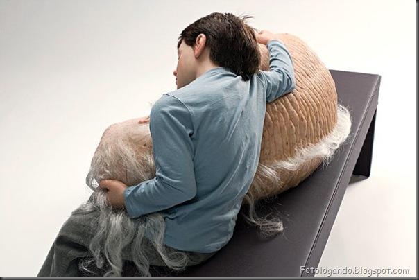 A arte controversa nas esculturas de Patricia Piccinini (1)