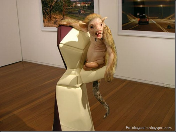 A arte controversa nas esculturas de Patricia Piccinini (31)