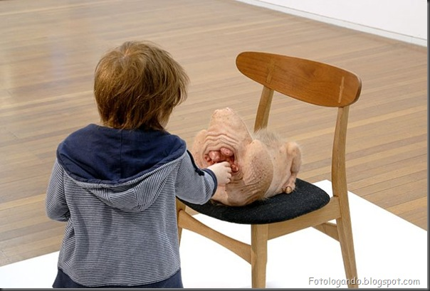 A arte controversa nas esculturas de Patricia Piccinini (12)
