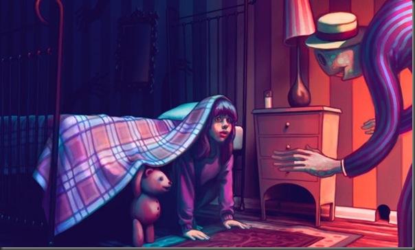 Ilustrações de Ryan Mauskopf