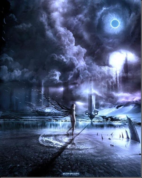 Surpreendentes imagens de ficção científica e fantasia (51)