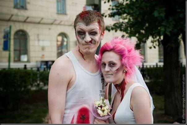 Casamento Zombie