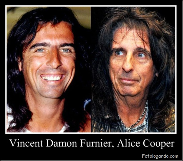 Vincent Damon Furnier, Alice Cooper