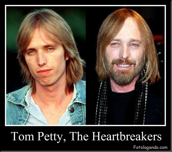 Tom Petty, The Heartbreakers