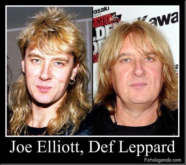 Joe Elliott, Def Leppard