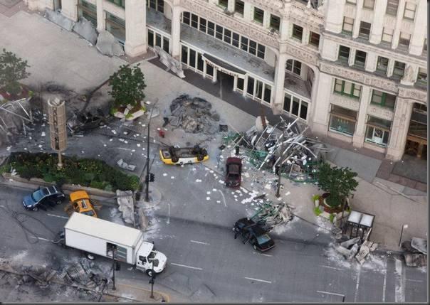 Fotos da filmagens de Transformers 3 (19)