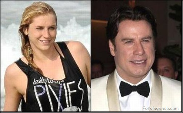 Ke$ha John Travolta