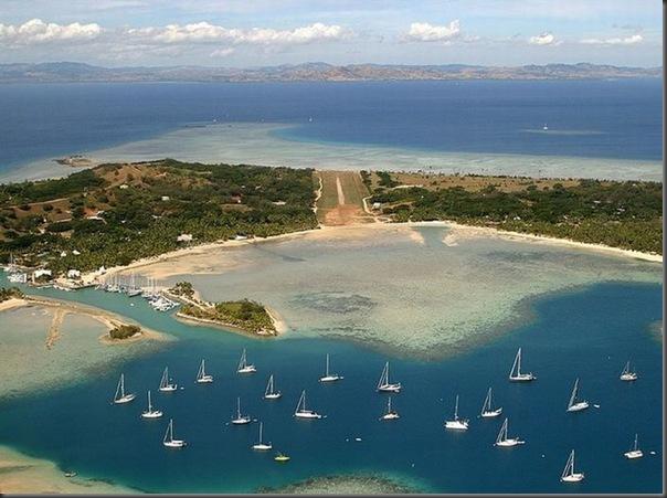 Vista aérea de pistas de aeroportos (22)