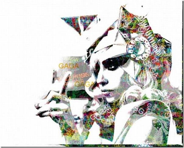 50 desenhos feitos por fãs de Lady Gaga (43)